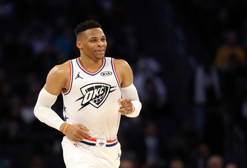 Image for Reports: Oklahoma City trades Russell Westbrook to the Rockets for Chris Paul, draft picks