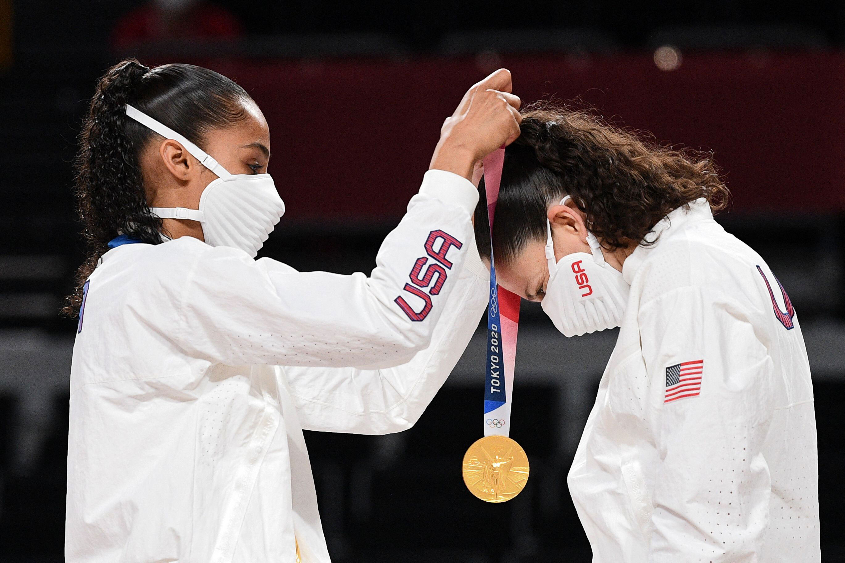 Closing ceremony wraps Tokyo 2020 after Team USA tops medal table