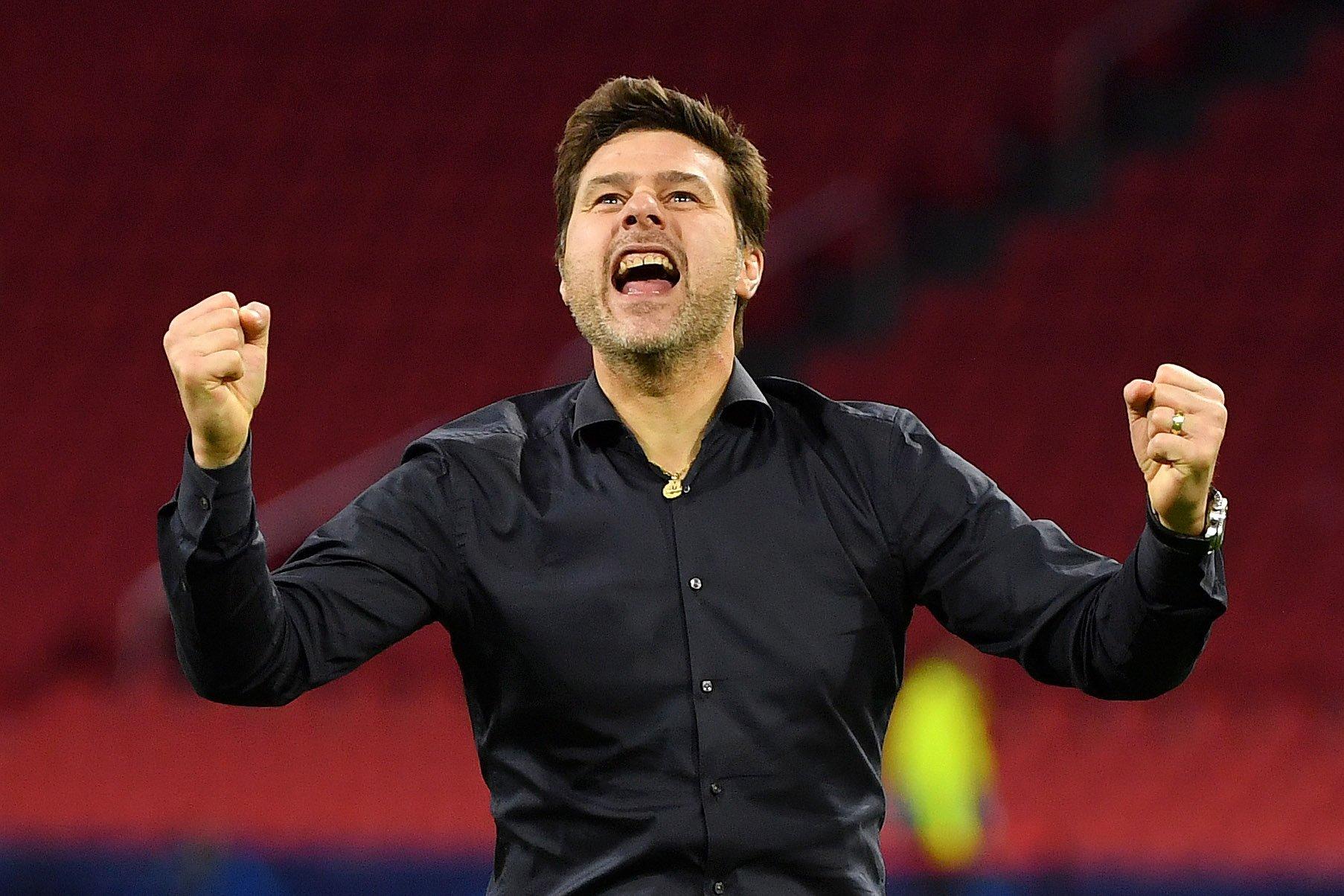 Mauricio Pochettino sacked by Tottenham Hotspur