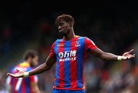 Wilfried Zaha says he's ready to walk off the pitch if he's racially abused
