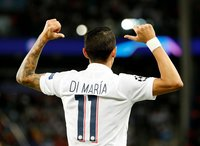 Angel Di Maria piles the pressure on Zinedine Zidane as Real loses at PSG