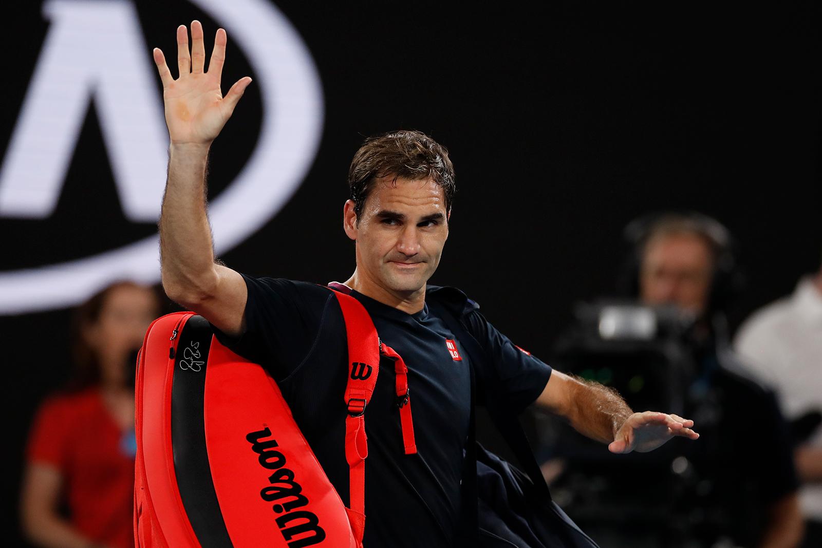 Roger Federer withdraws from 2021 Australian Open