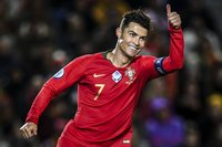 Cristiano Ronaldo scores hat-trick to move within two goals of historic landmark
