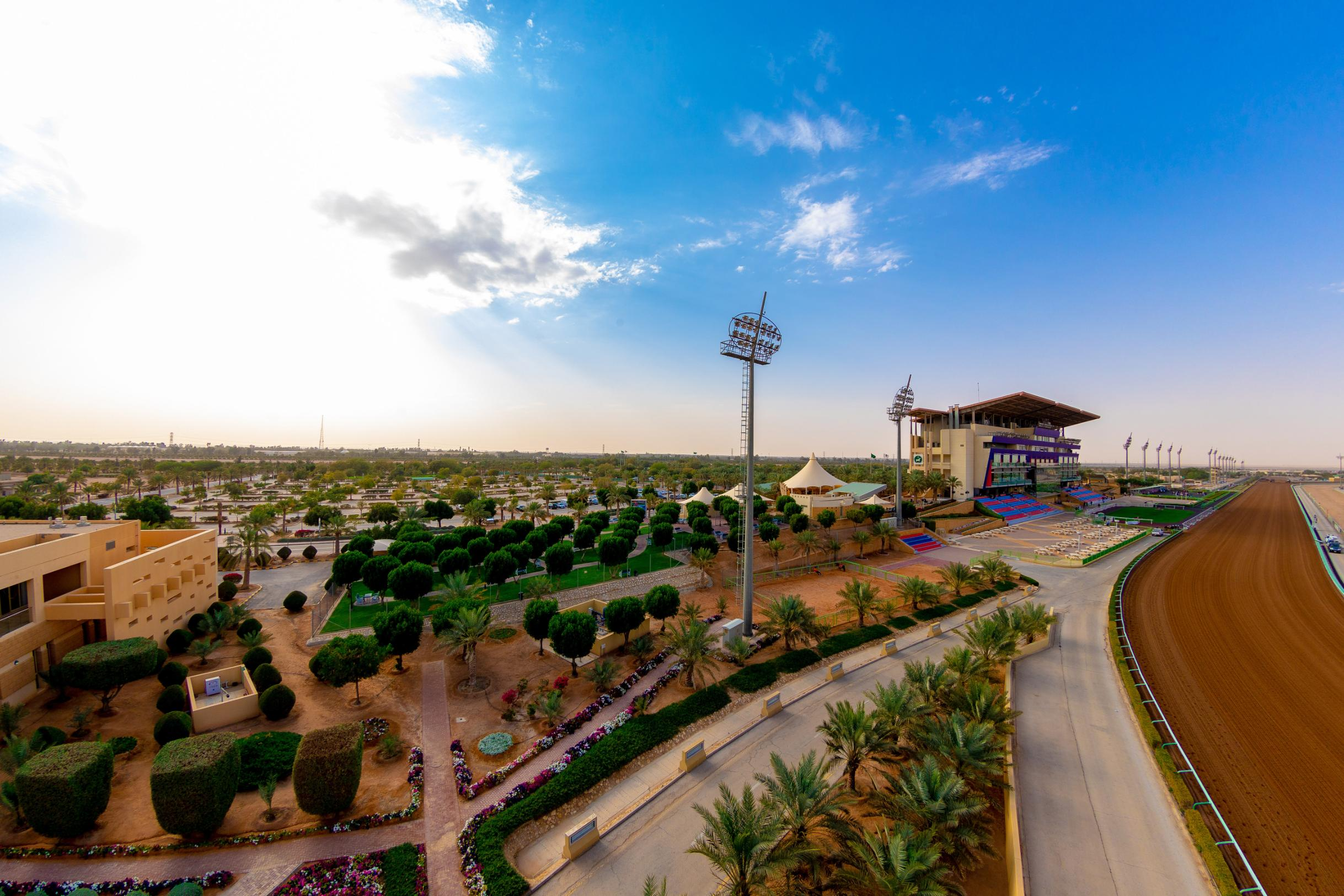 The $20 million Saudi Cup to become world's richest horse race