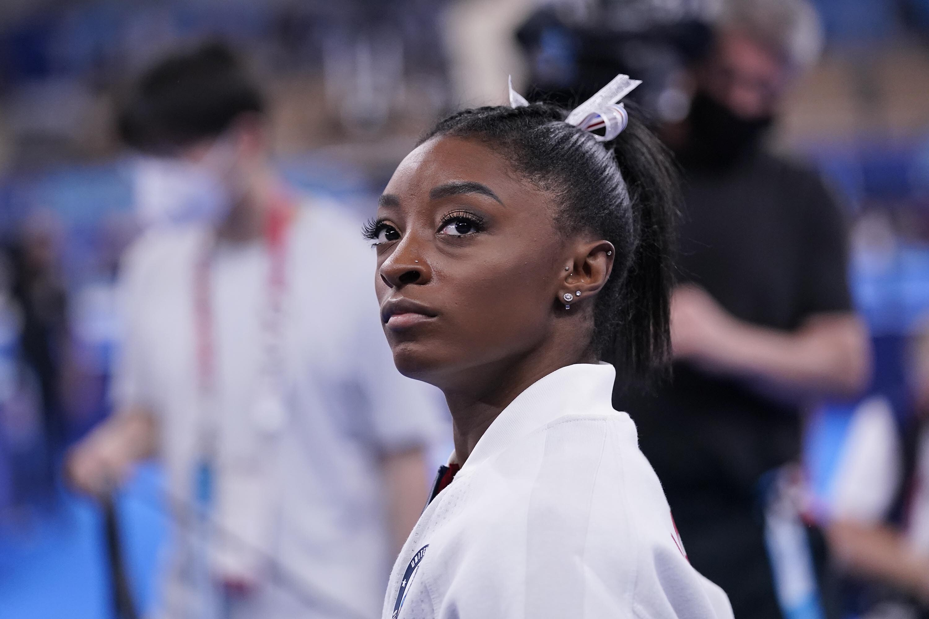 Simone Biles withdraws from all-around final at Tokyo 2020 to focus on mental health
