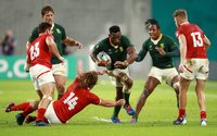 Siya Kolisi: Shock defeat by Japan 'has been with us for four years'