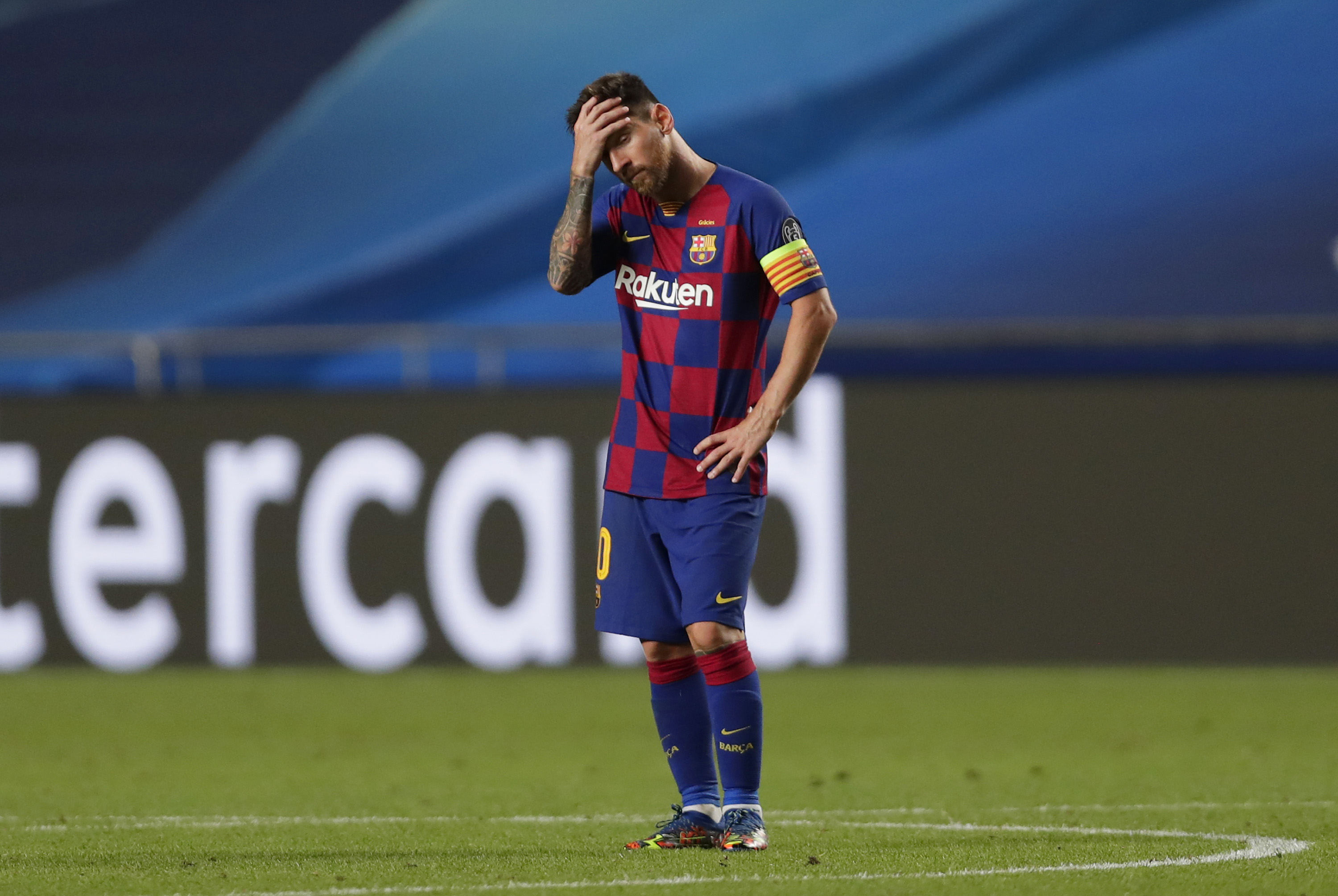 'The club needs changes' Changes on the horizon for Barcelona following Champions League humiliation