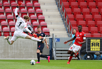 Leipzig hammers Mainz as home teams continue to struggle on Bundesliga return
