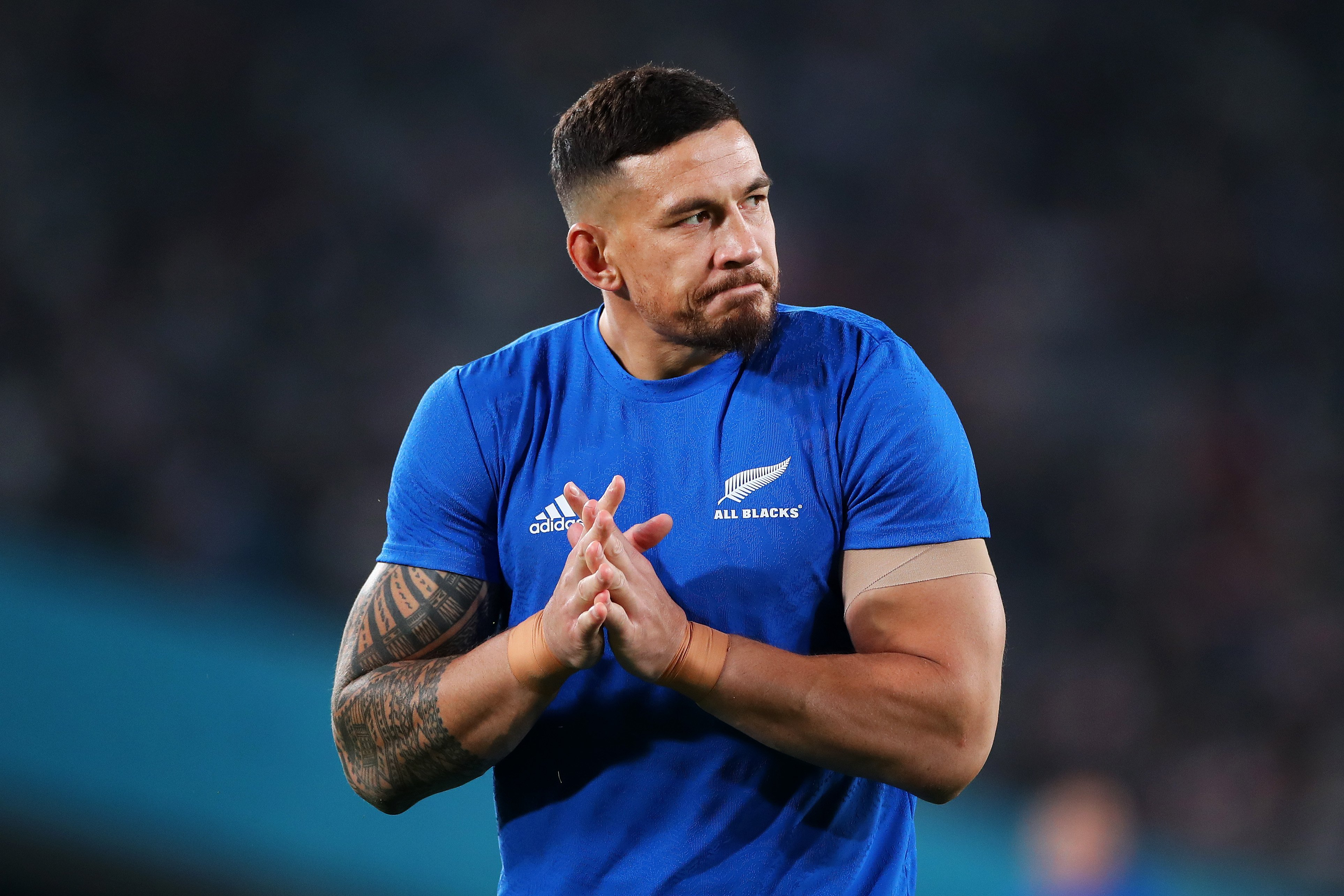 Sonny Bill Williams hoping to 'open doors' with rugby league switch