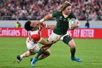 Japan's dream Rugby World Cup campaign ended by South Africa