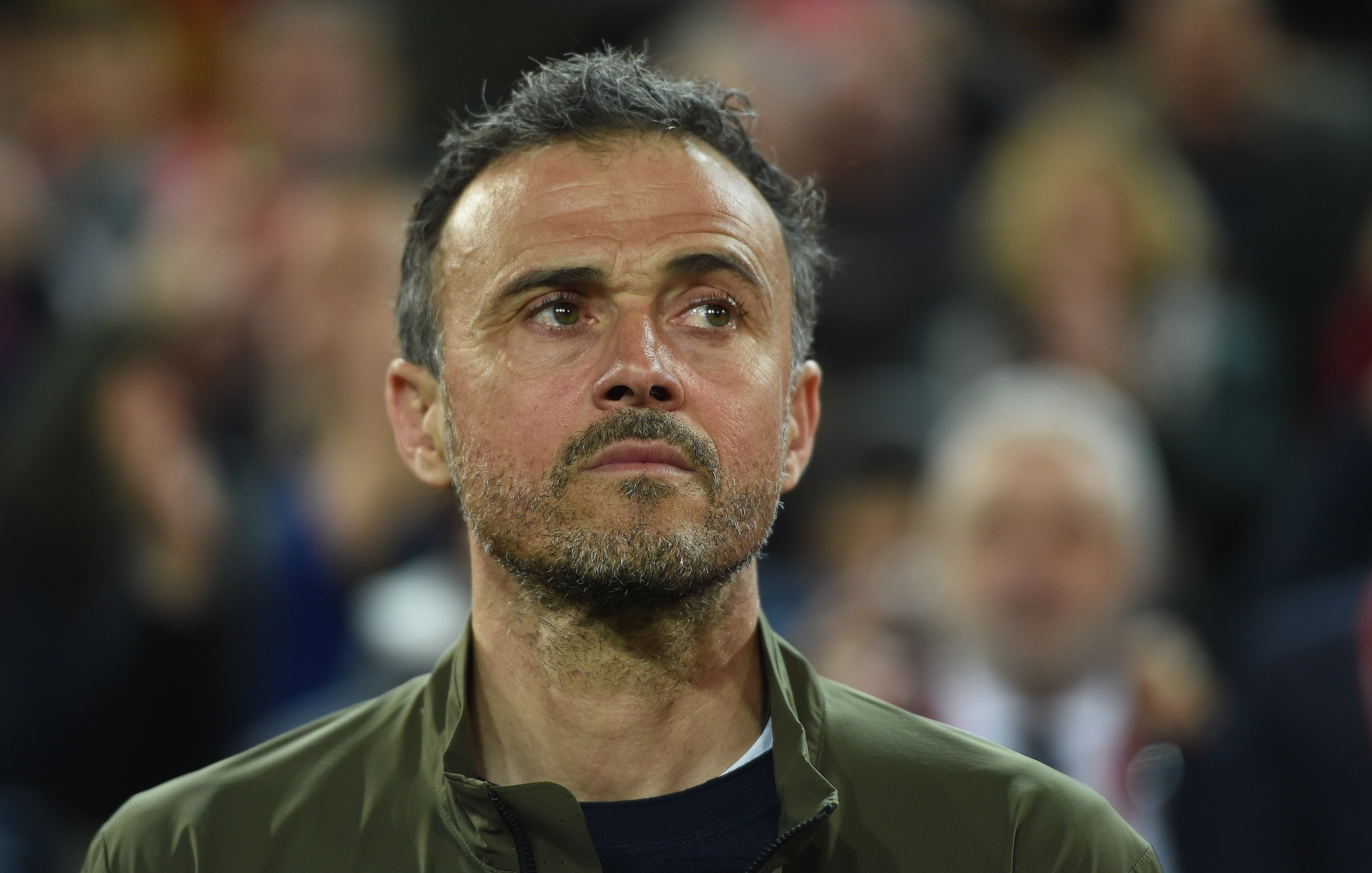 Luis Enrique back as Spain boss, months after daughter's death