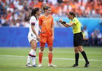 Jurgen Klopp leads praise for history-making referee Stephanie Frappart