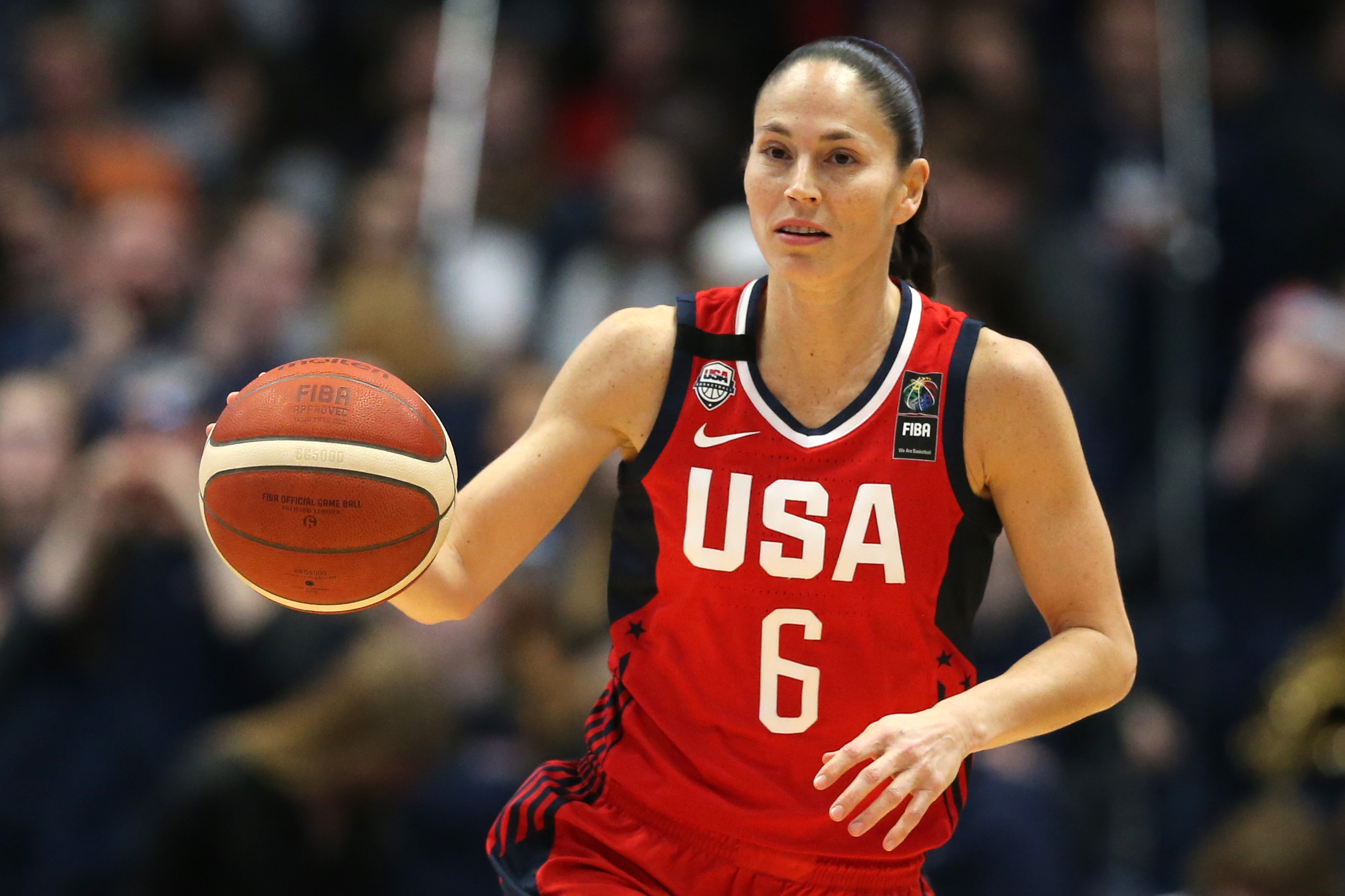 WNBA superstar Sue Bird: 'Women's soccer players generally are cute little White girls'