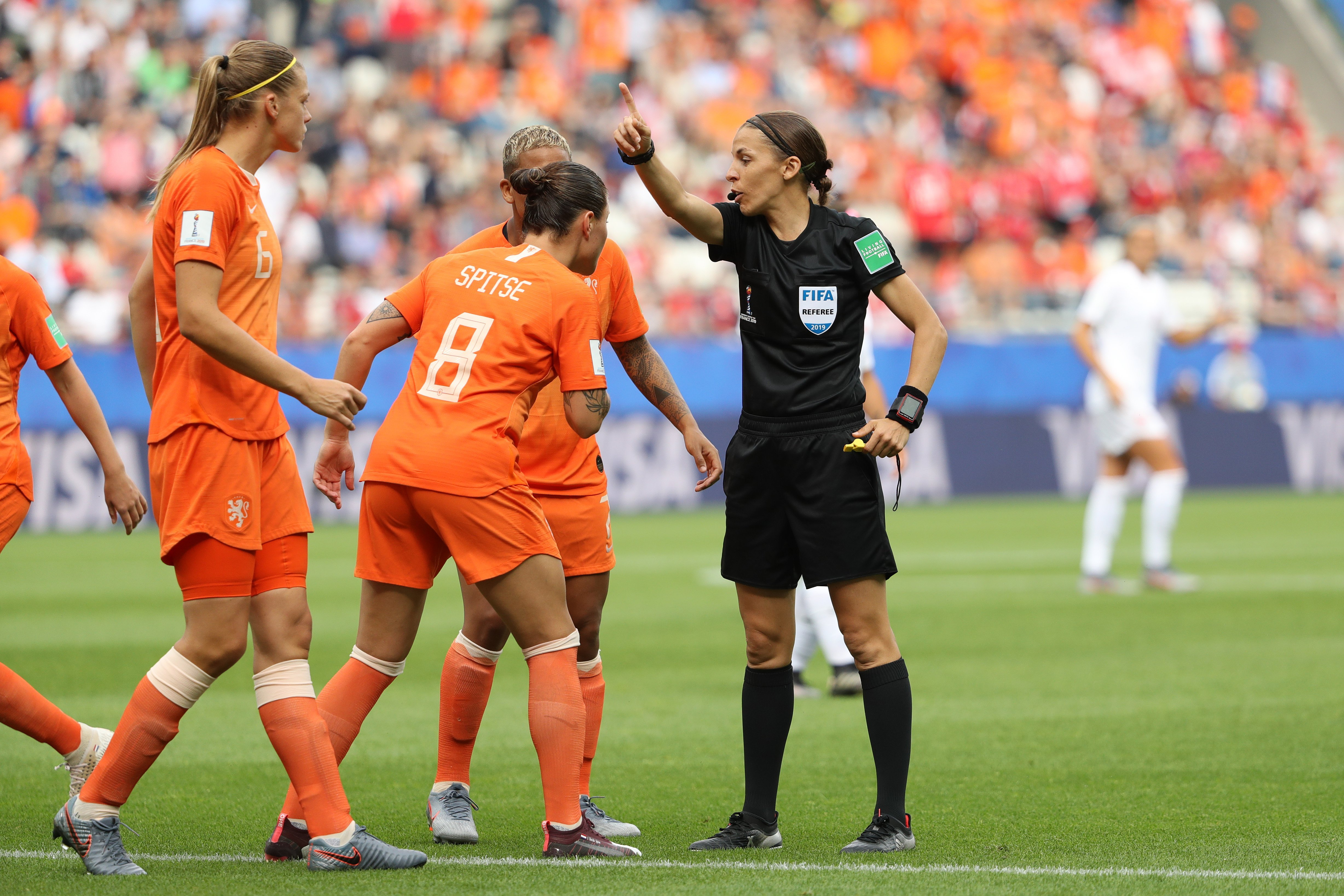 Super Cup: Referee Stephanie Frappart 'not afraid' as she prepares to make history