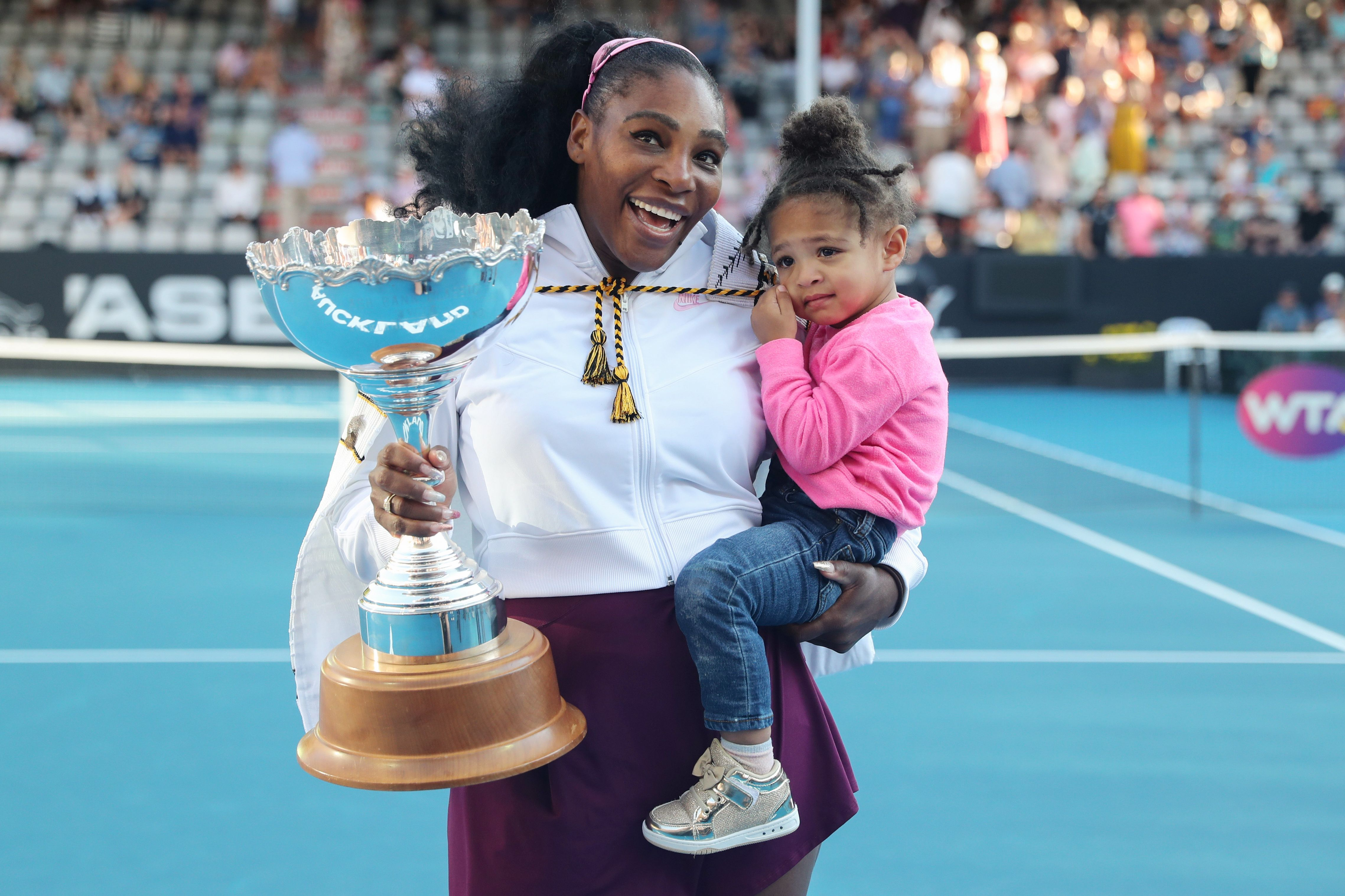 After ending her losing streak in finals, is Serena Williams on course to win the Australian Open?