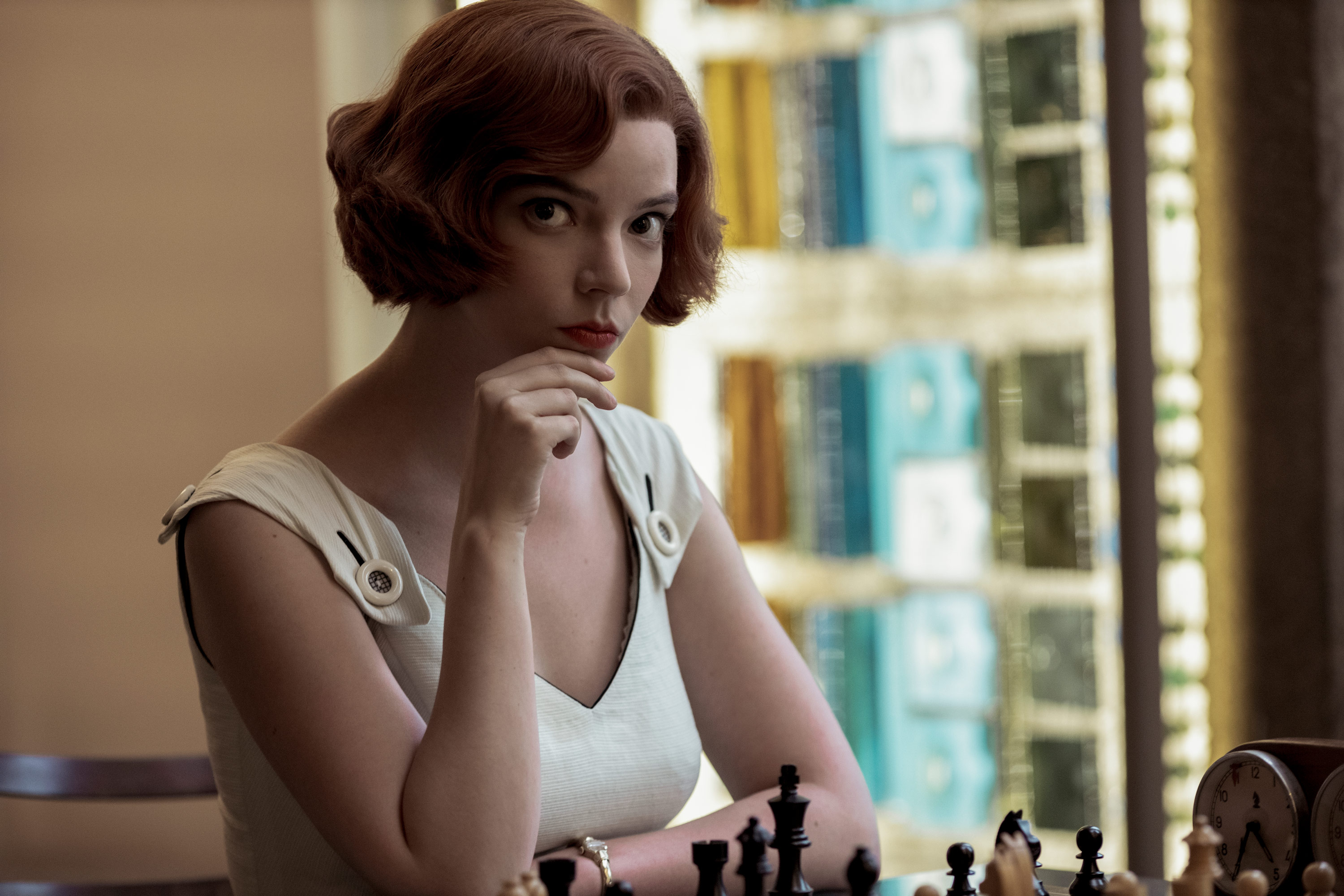 Hit Netflix show 'The Queen's Gambit' will speed up chess 'boom,' say grandmasters