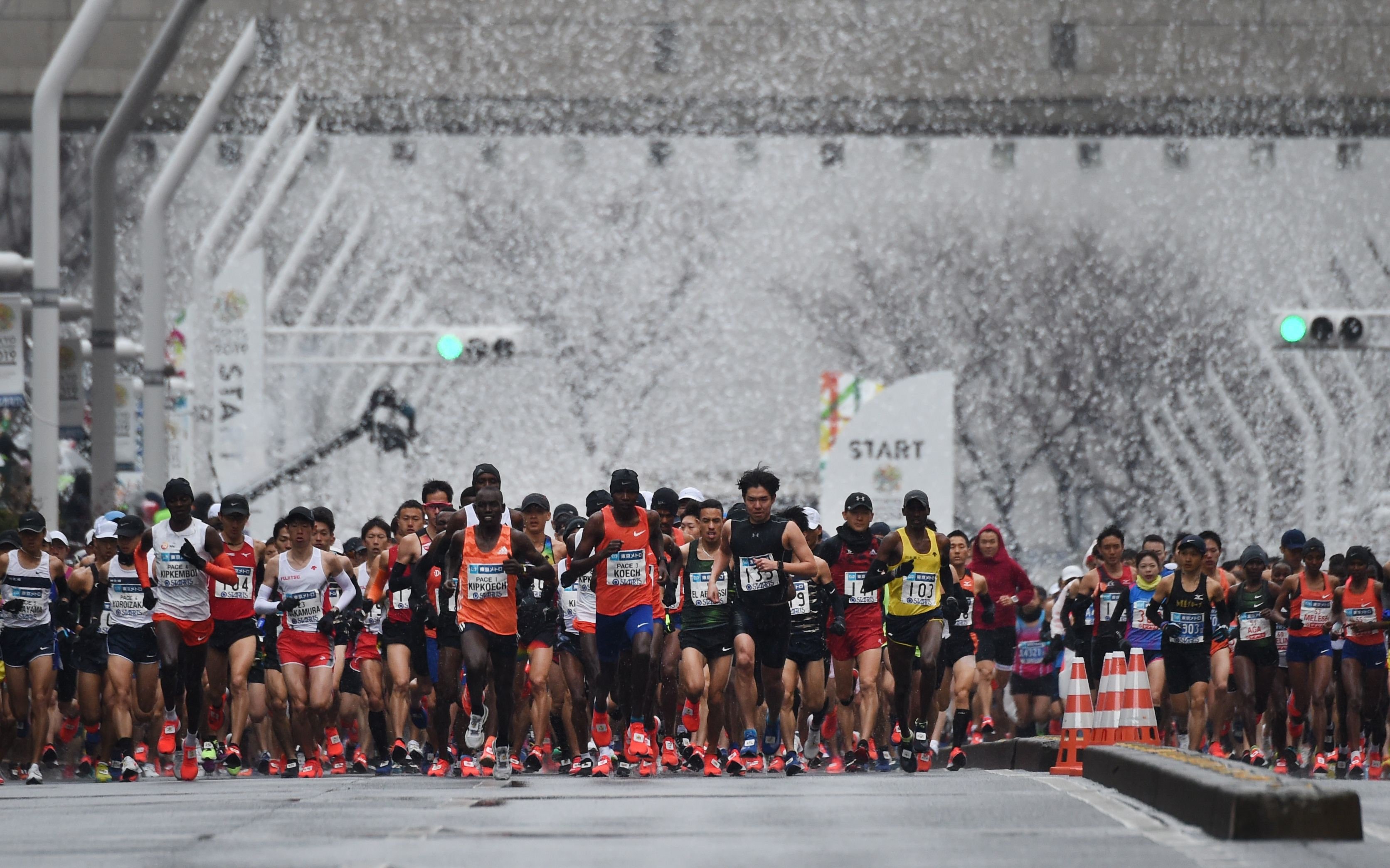 Tokyo Marathon restricted to elite athletes over coronavirus fears