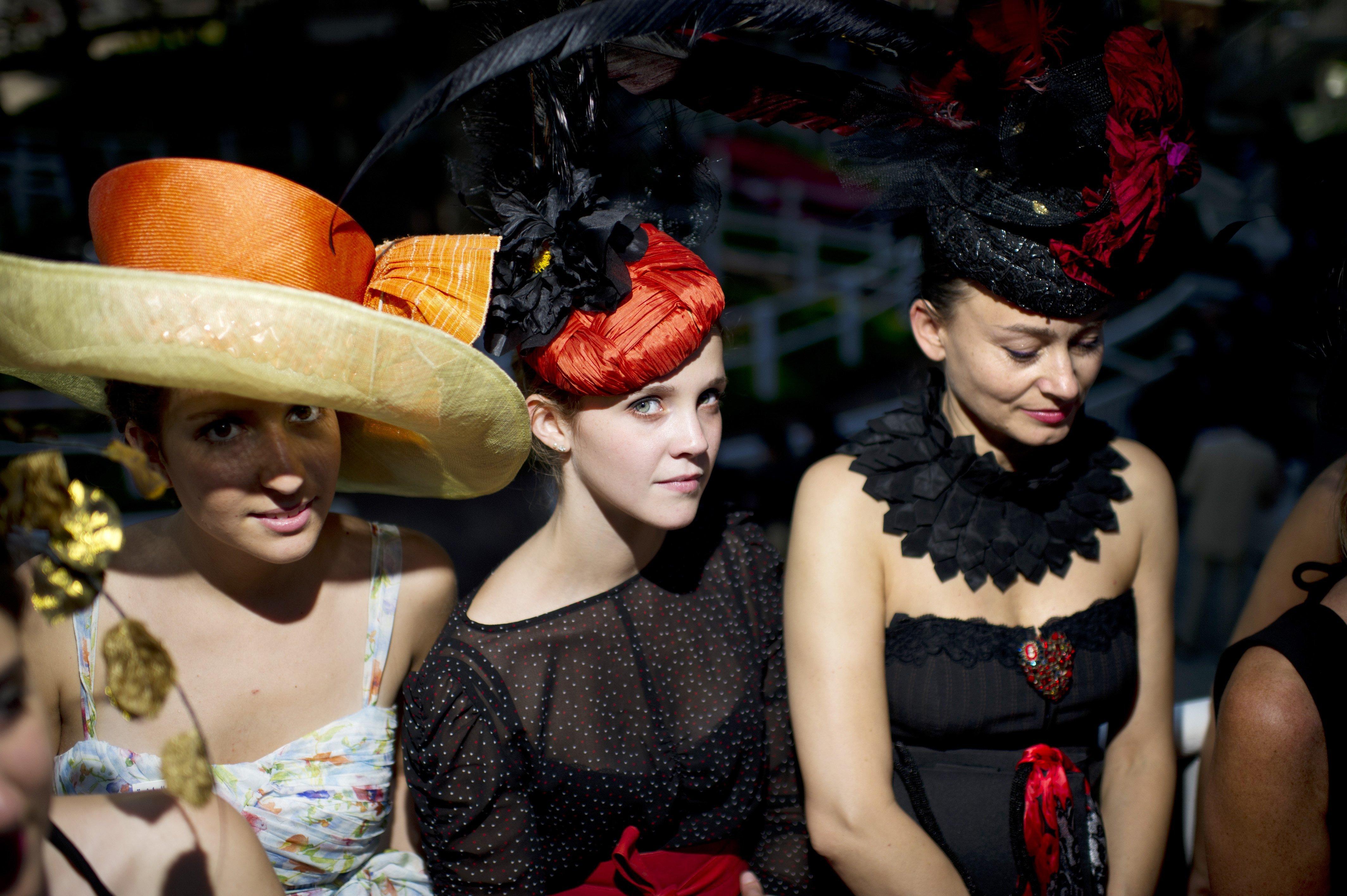48 hours in Paris among racing's beautiful people