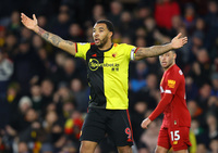 'I hope your son gets coronavirus': Troy Deeney reveals abuse he's suffered after speaking out on Premier League restart