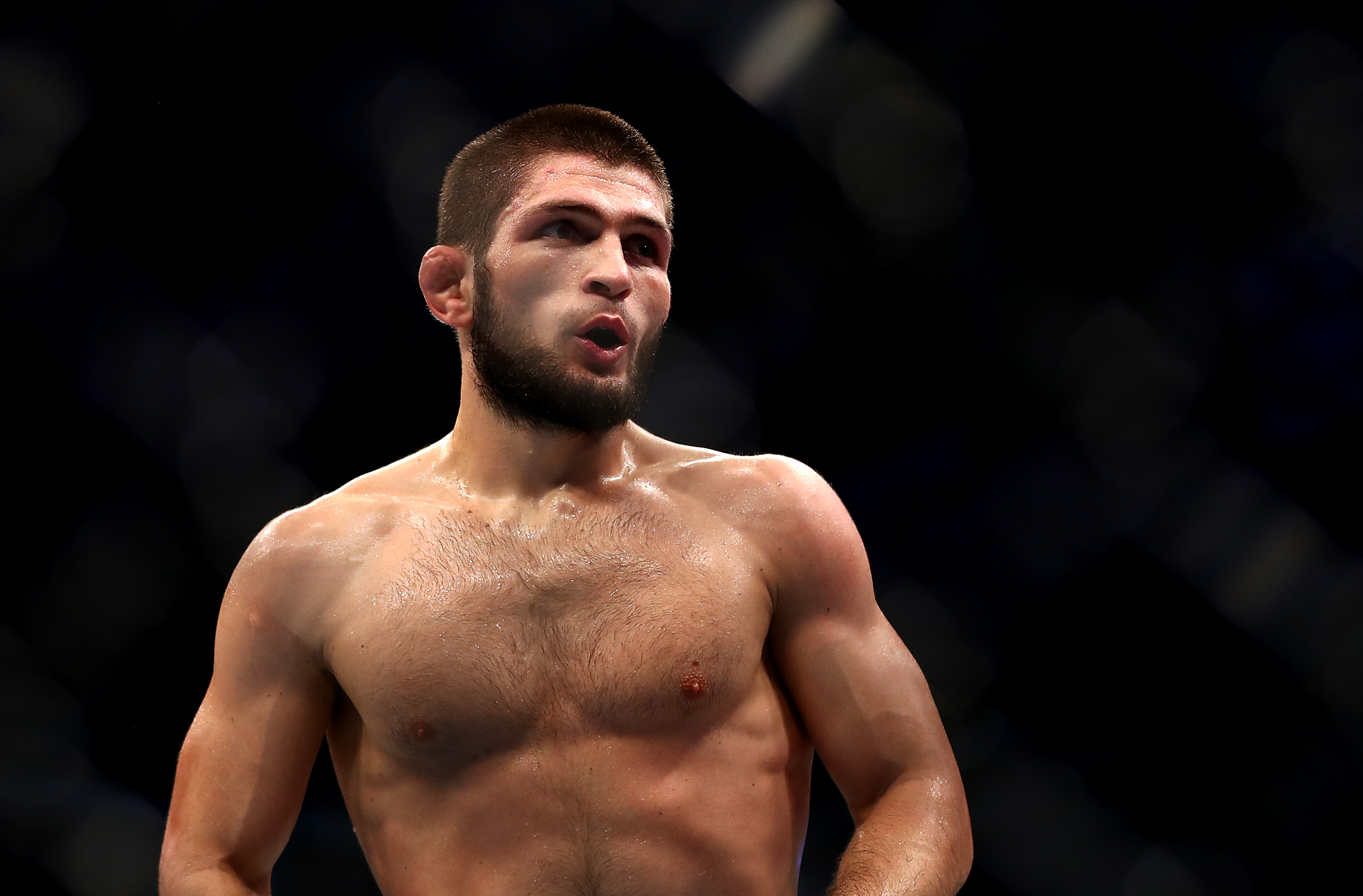 UFC fighter Khabib Nurmagomedov's father Abdulmanap dies 'from Covid-19 complications'