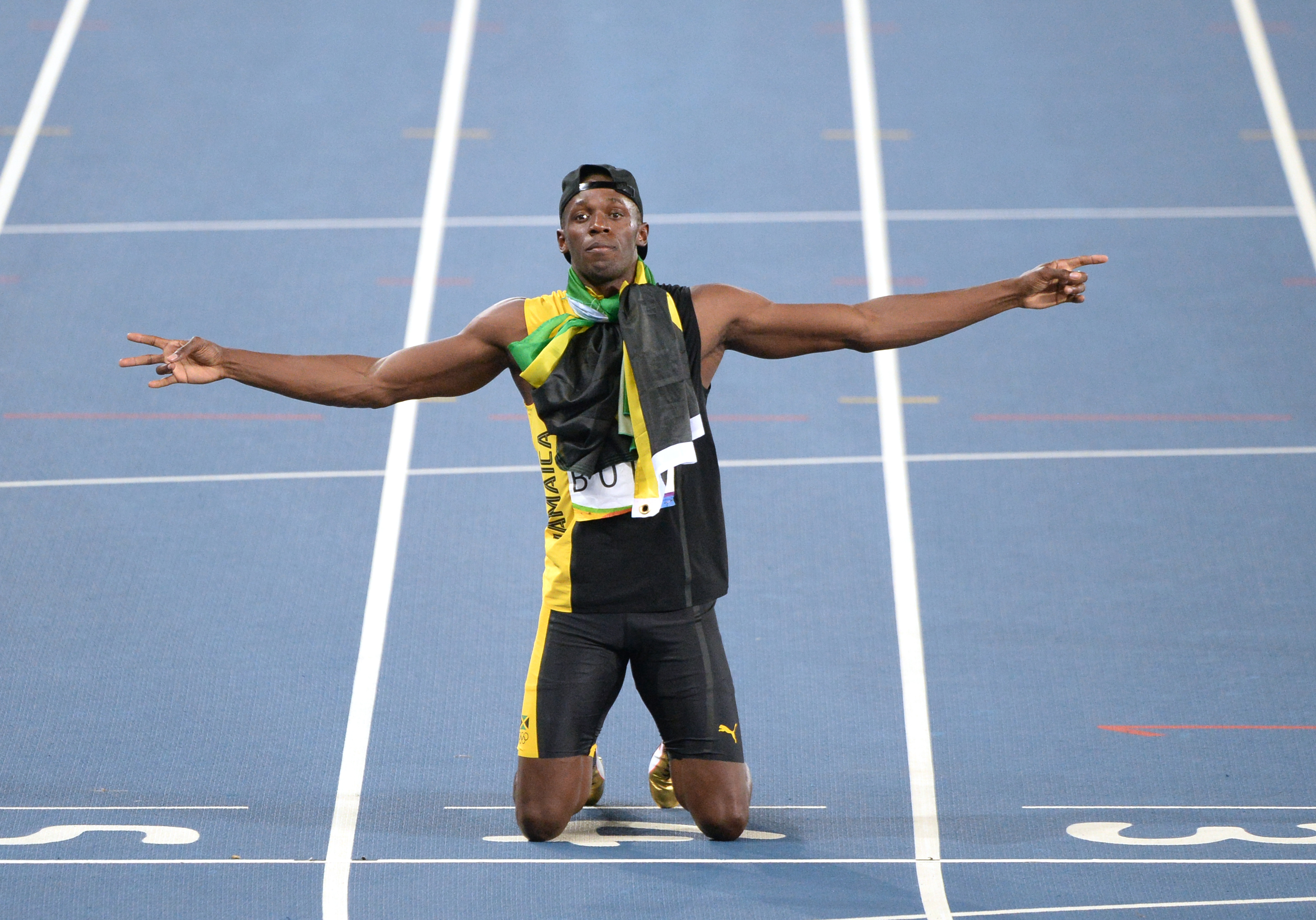 Usain Bolt says he considered coming out of retirement