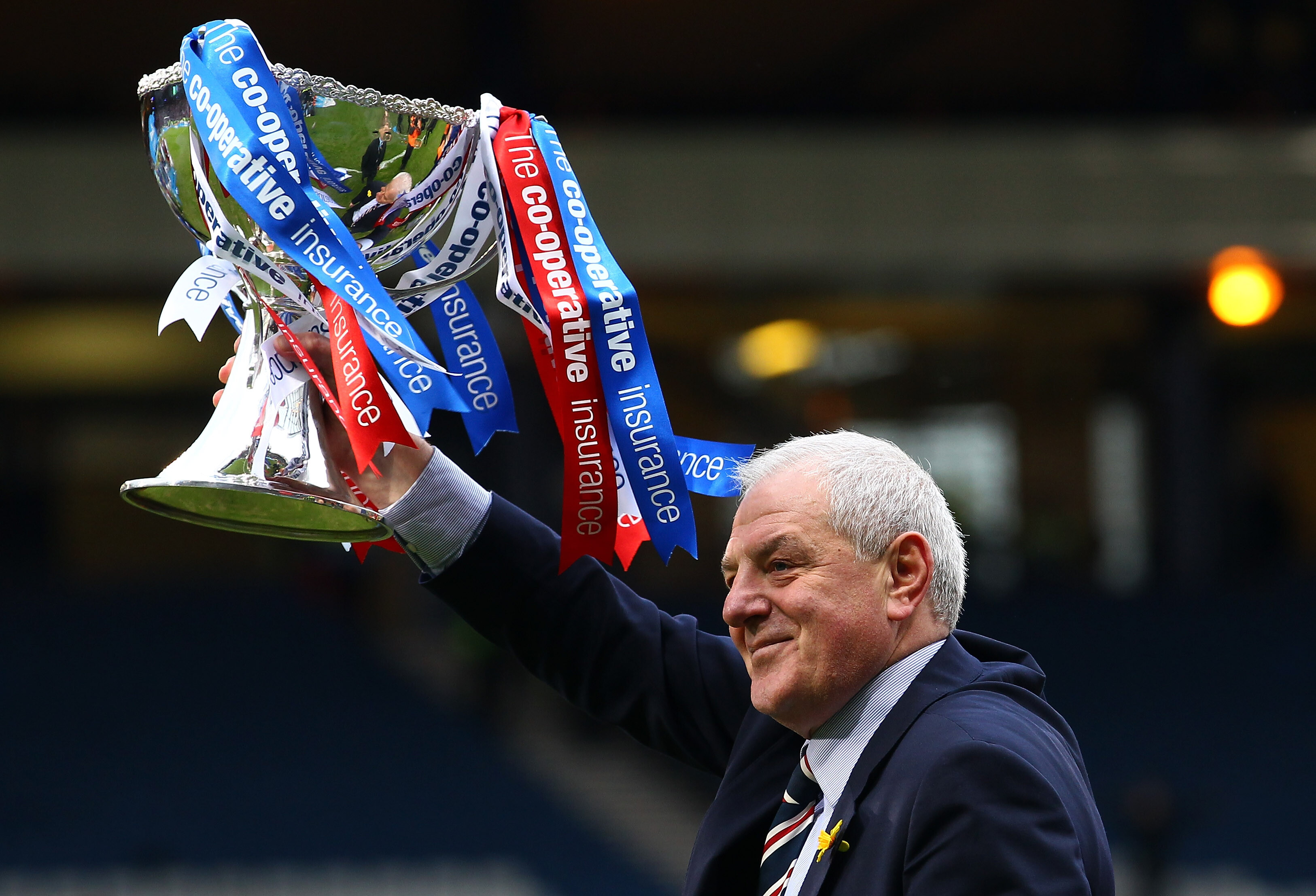 Walter Smith: Former Rangers manager dies at the age of 73