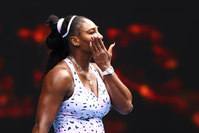 Serena Williams stunned by Qiang Wang at the Australian Open