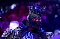 Deontay Wilder blames heavy costume for defeat by Tyson Fury in Las Vegas