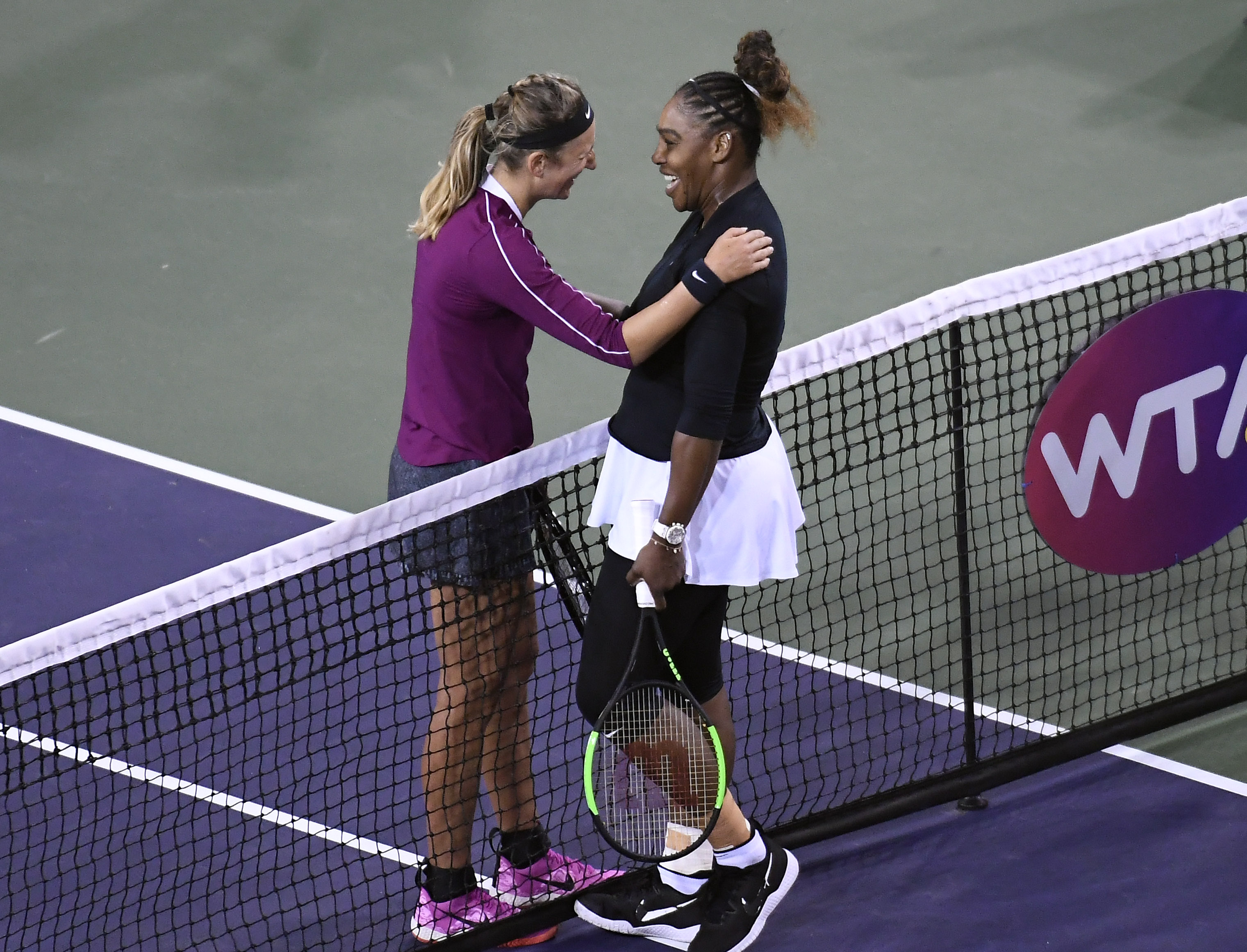 Serena Williams and Victoria Azarenka: Friends, moms and tennis greats set for blockbuster US Open battle