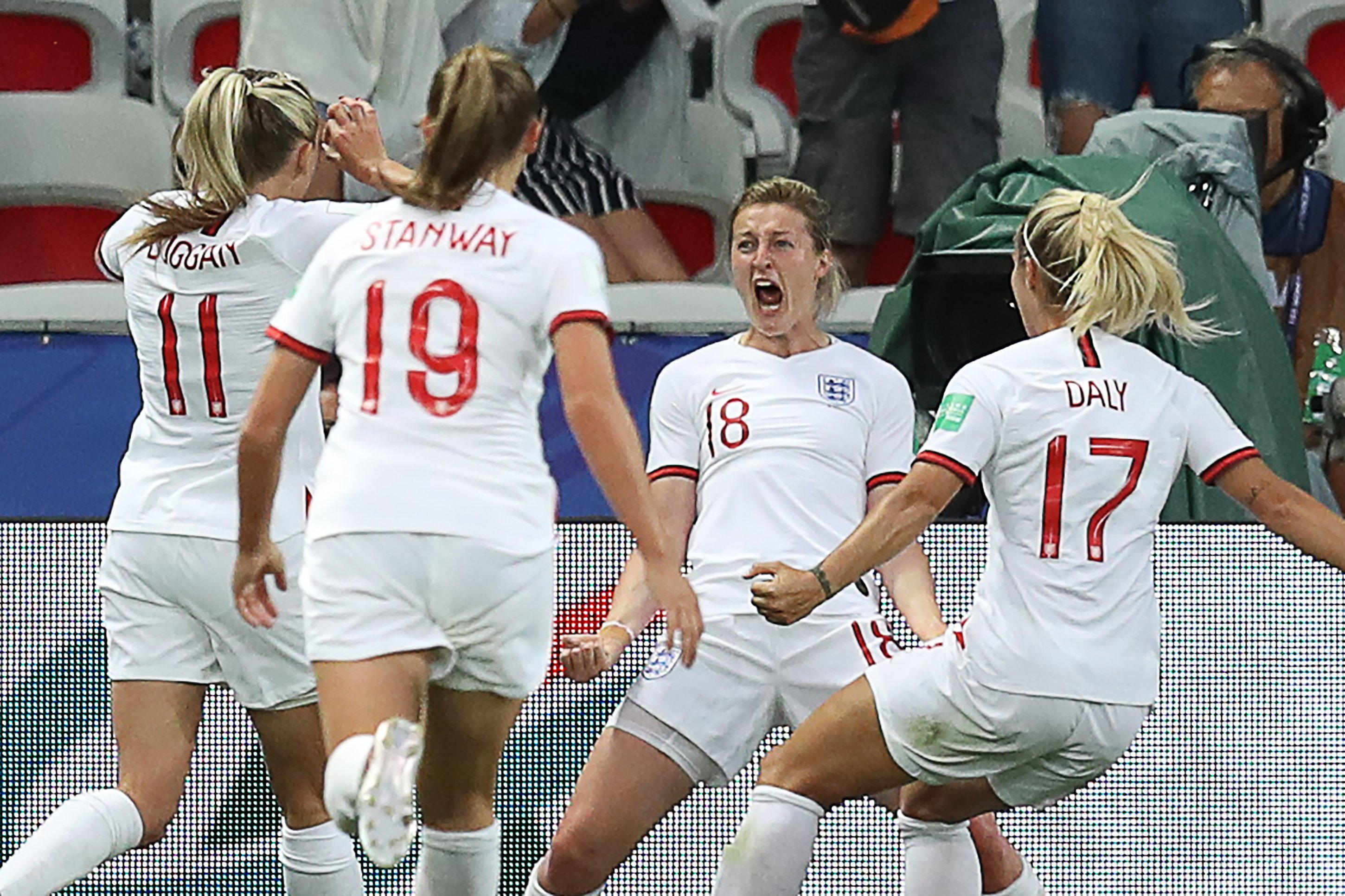 Women's World Cup: Quarterfinals set to be 'wild and crazy'