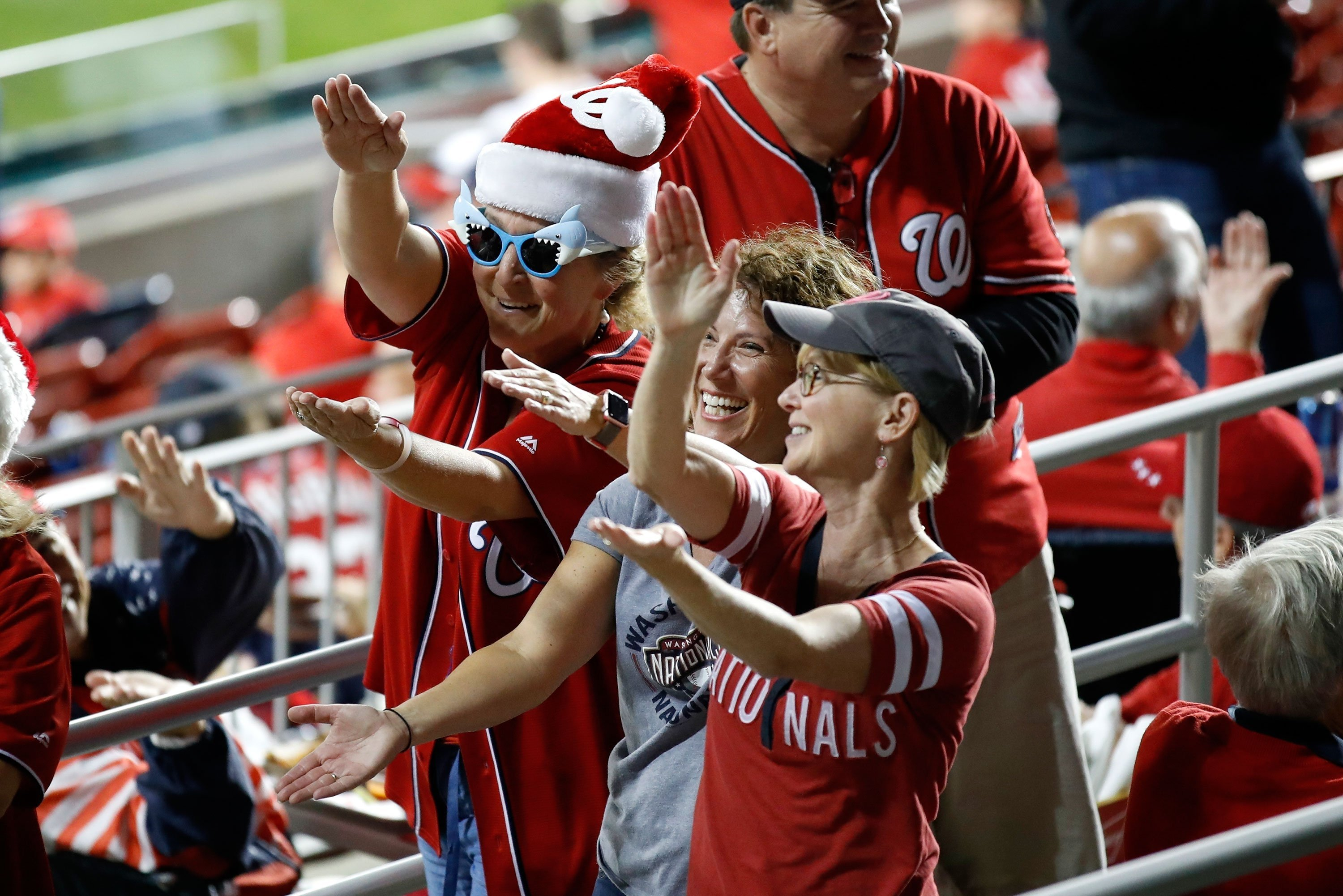 Can the Washington Nationals shock the heavily favored Houston Astros in the World Series?