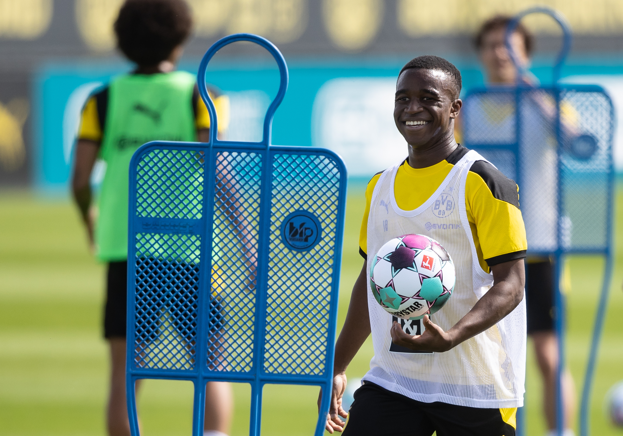 Borussia Dortmund teenager Youssoufa Moukoko could become youngest player in Bundesliga history