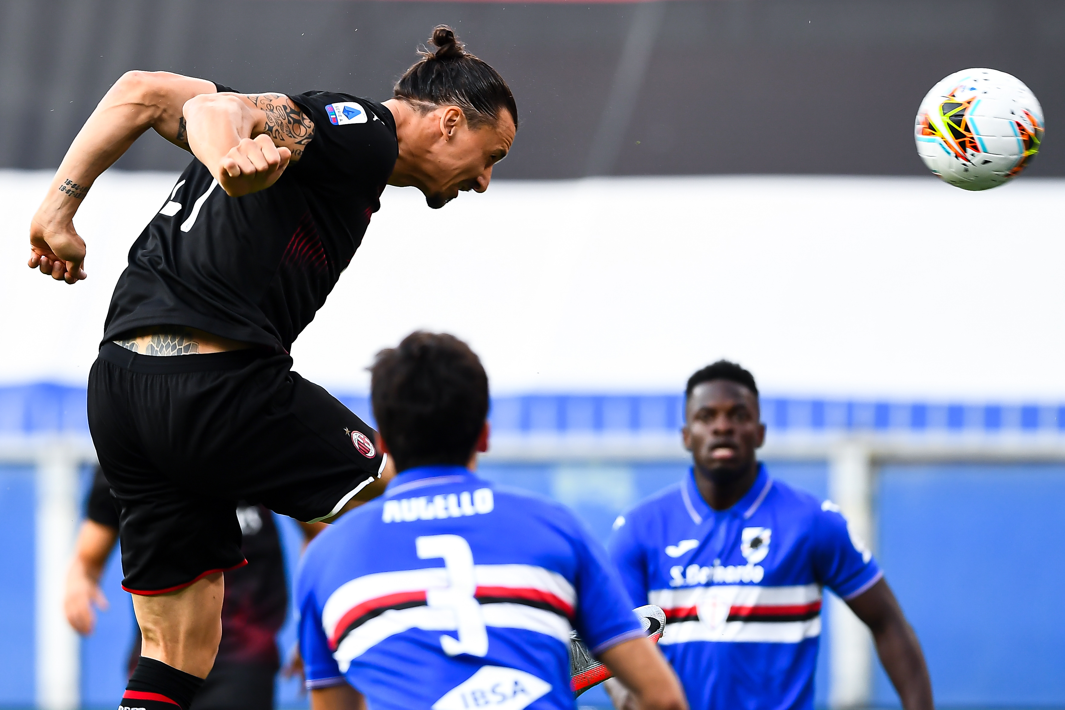 Zlatan Ibrahimovic compares himself to Benjamin Button after reaching new scoring milestone in Italy
