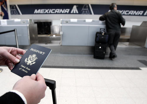 Image for The US is not issuing new passports unless it's a 'life-or-death' family emergency
