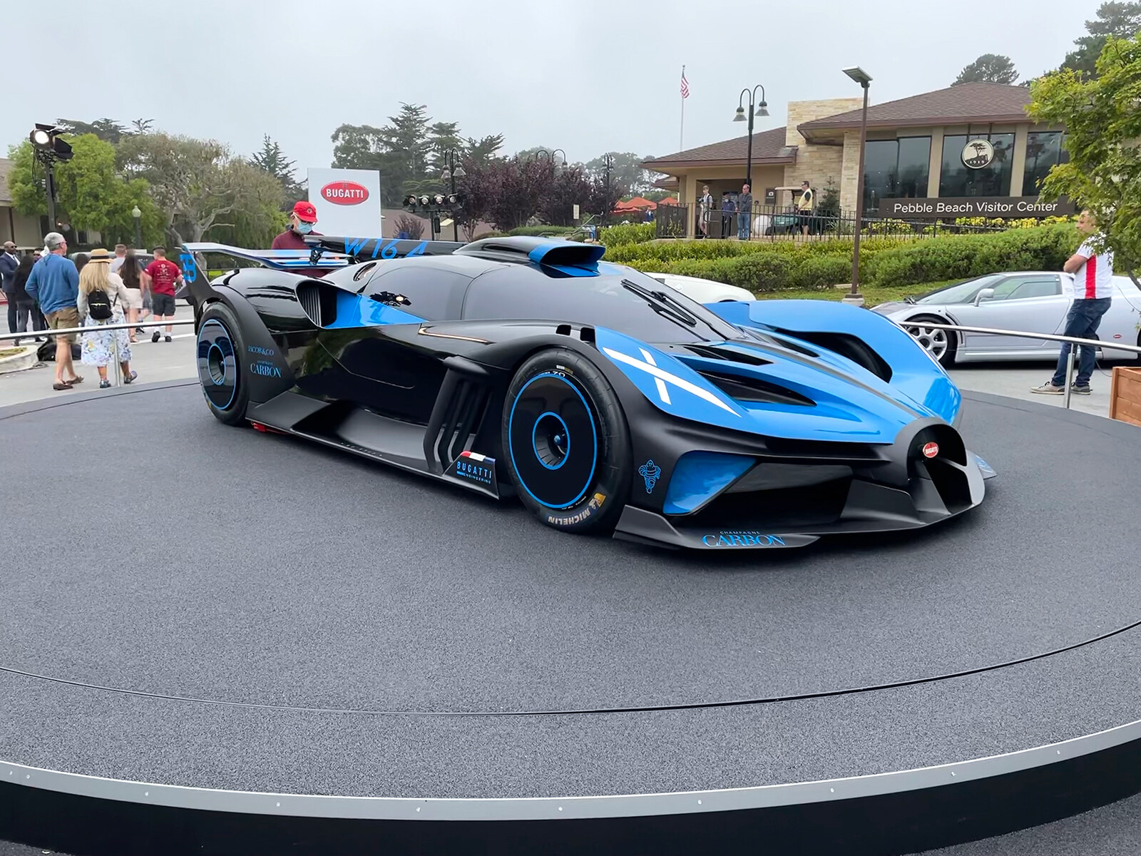 This $4.7 million racer will likely be Bugatti's last gas-powered supercar