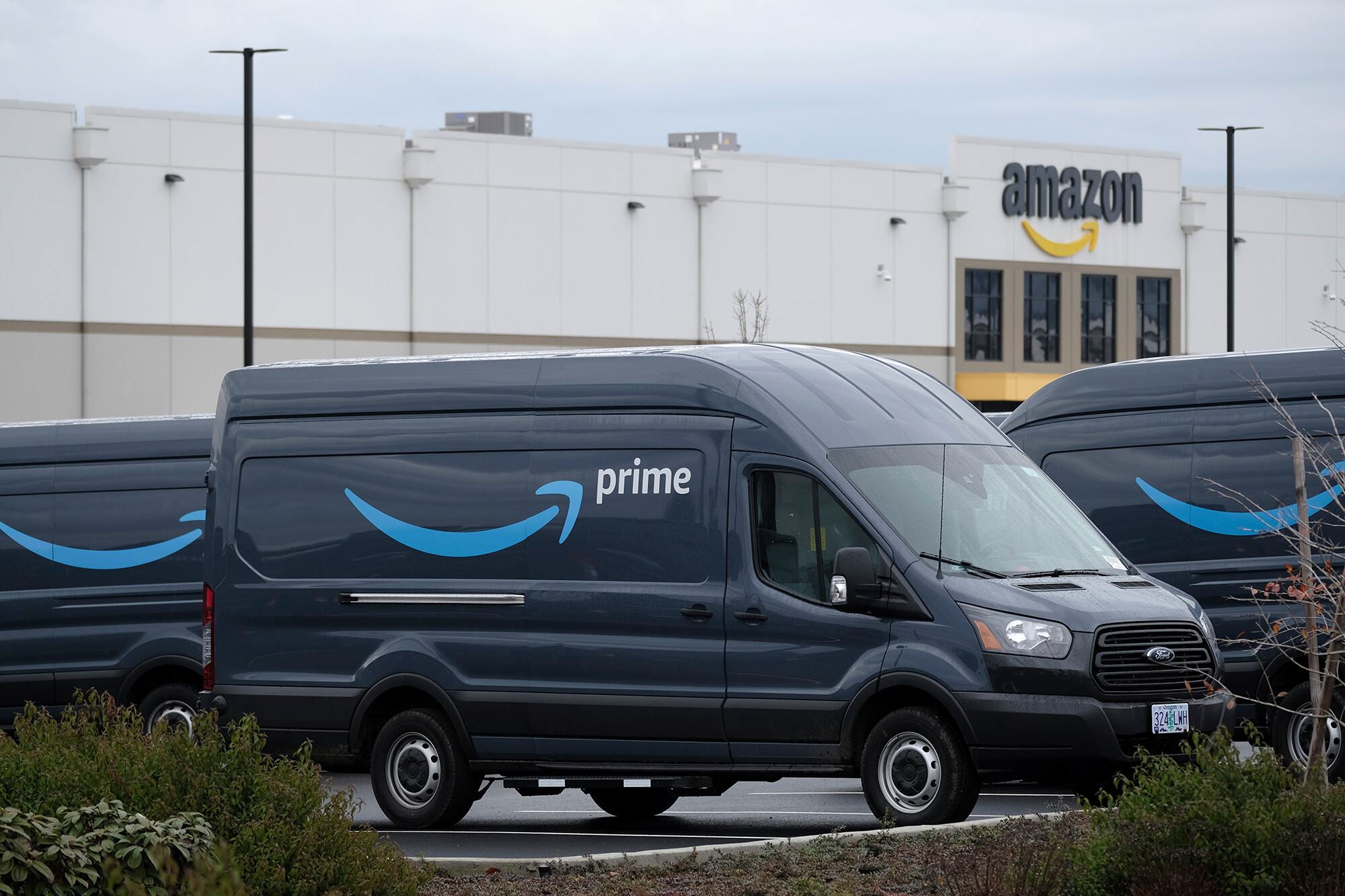 They took a stand against Amazon for their drivers. They say it cost them their businesses