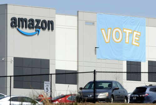 Image for Amazon defeated the union vote. What happens next?