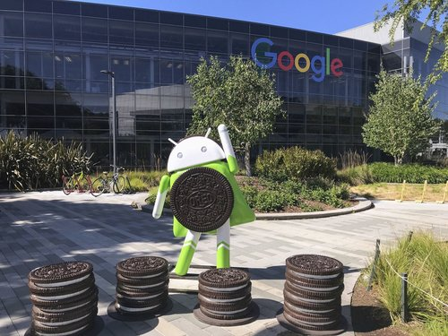 Image for Google ditches dessert names for Android 10
