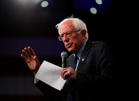 Bernie Sanders wants to stop police from using facial recognition software