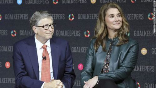 Image for Bill and Melinda Gates are Ending their Marriage