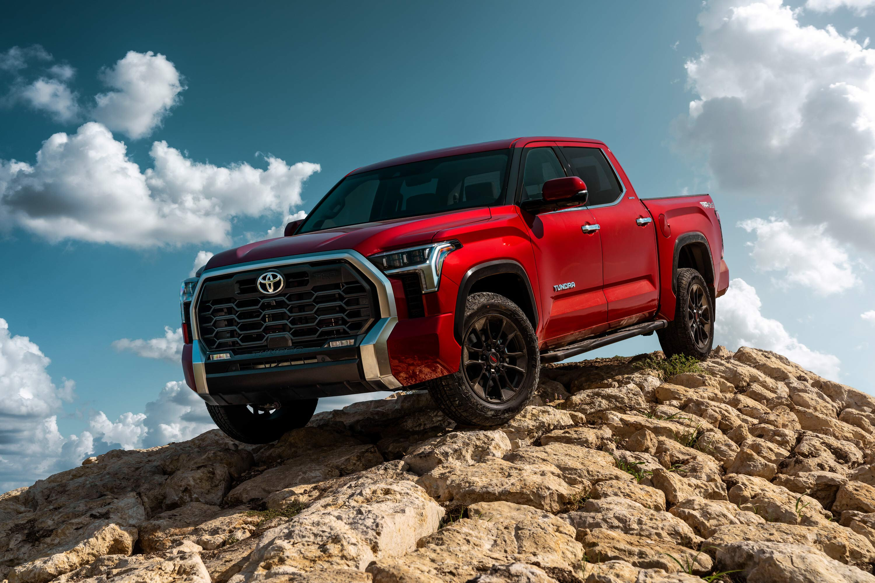Toyota's Tundra is going hybrid