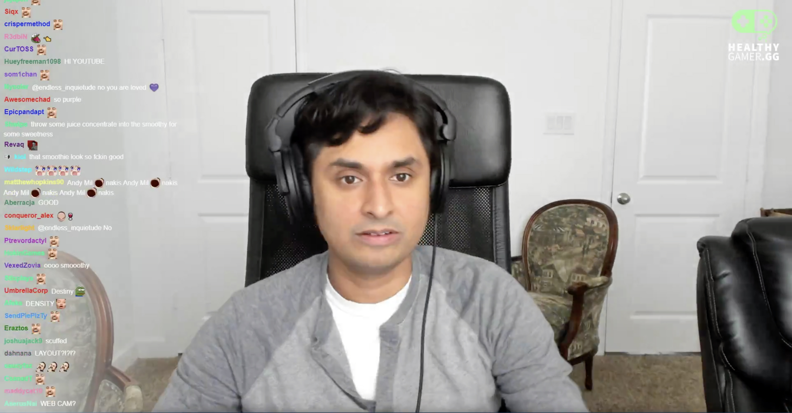 A Harvard-trained psychiatrist is on Twitch helping gamers with their mental health