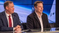 Elon Musk and NASA chief Jim Bridenstine show solidarity after sparring over Crew Dragon spacecraft