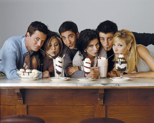 Image for Could it *be* any more fun? Google marks 25 years of 'Friends' with Easter eggs