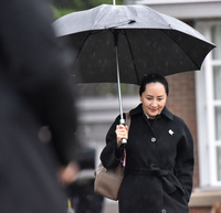 US charges Huawei with racketeering, escalating crackdown on tech giant