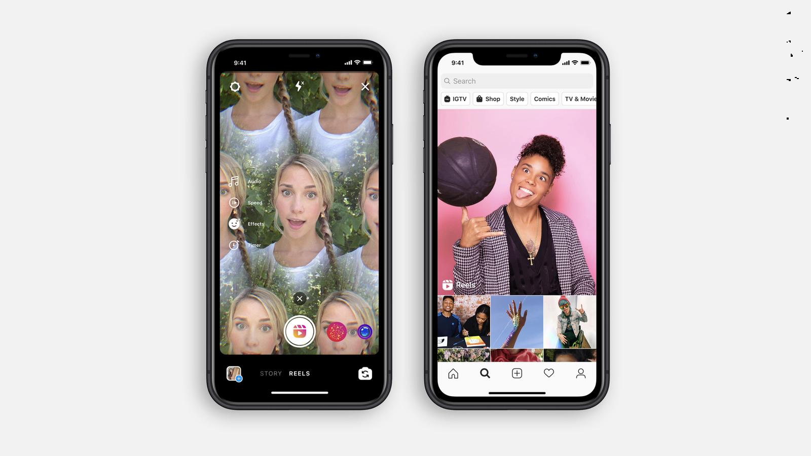 Instagram's TikTok copycat Reels is now available in the US