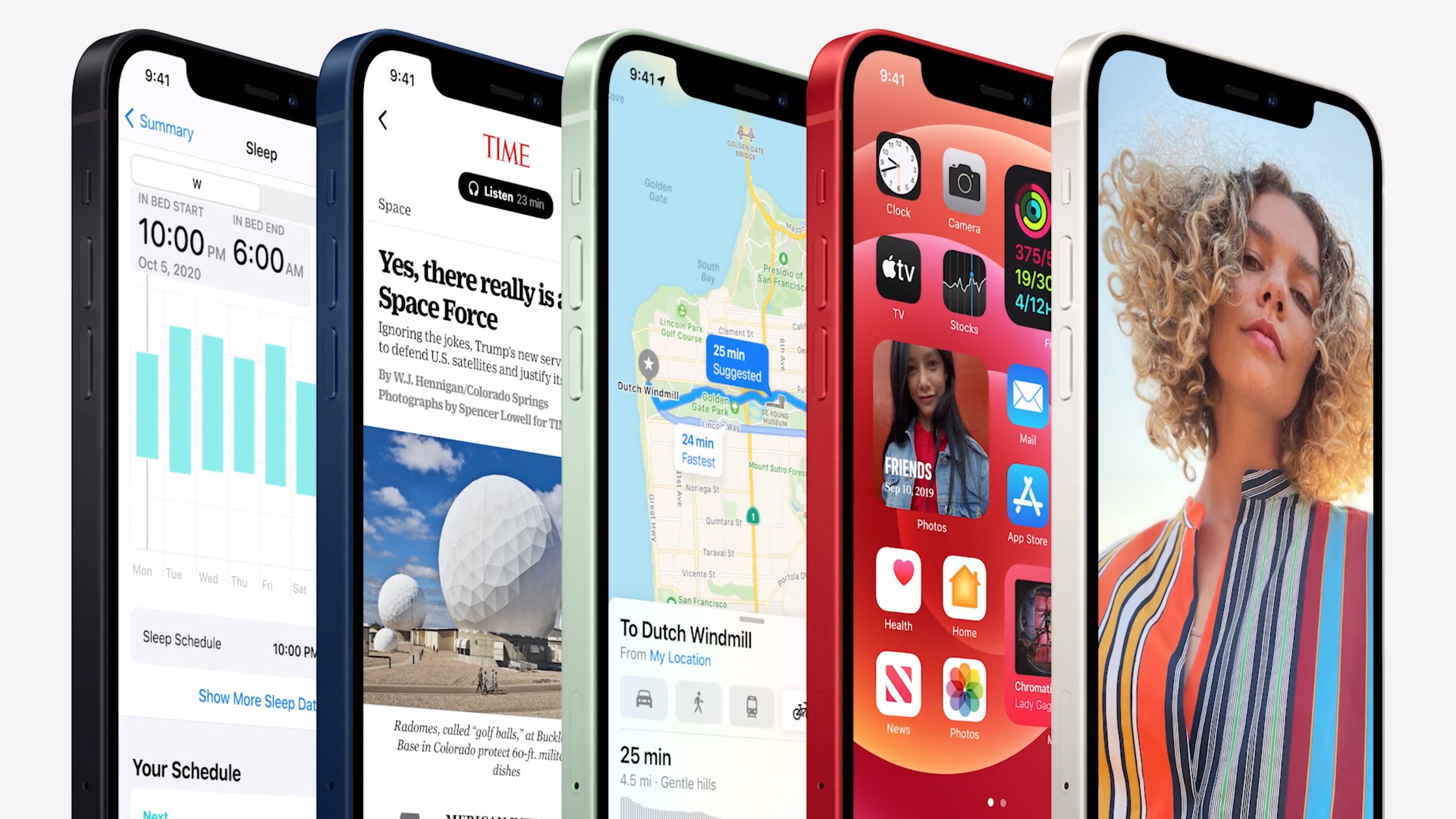 A first look at the iPhone 12 and iPhone 12 Pro