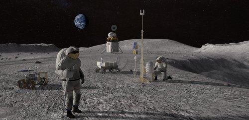 Image for NASA wants astronauts to go back to the moon in 2024. Is it possible?