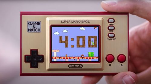 Image for Nintendo is bringing back a super-retro handheld from the 1980s