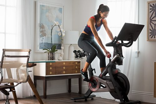 Image for Peloton sued for $150 million over its use of songs in workout videos